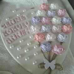 Kokulu taş Felt Keyring, Soap Favors, Floral Letters, T Lights, Clay Ornaments, Glycerin Soap, Satin Flowers, Handmade Decorations, Baby Cards