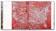 Type used to create maps. http://www.paulaschermaps.com/