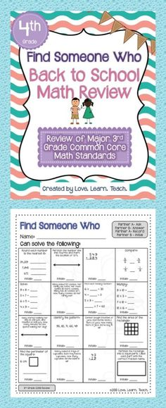 Back to School math as a time filler between planned activities. Back To School Activities, Math Activities, School Ideas, 1st Day Of School, School Daze, Law School, Middle School, High School, Teaching Math