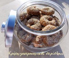 Κουλουράκια κανέλας με ελαιόλαδο - cretangastronomy.gr