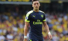 Barcelona Dikabarkan Bahwa Tertarik Untuk Rekrut Mesut Ozil
