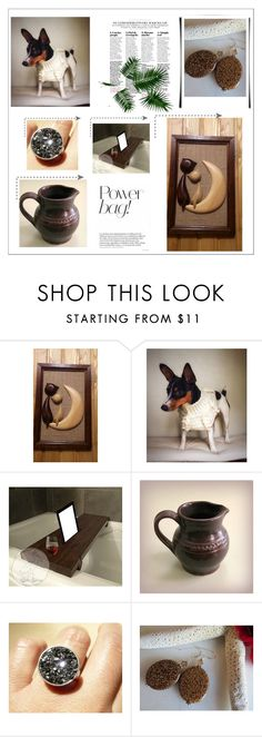 """Love this!"" by therusticpelican ❤ liked on Polyvore featuring vintage"