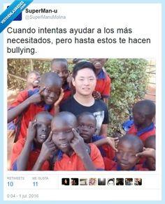 No es racismo, es novedad por @supermanumolina Gracias a http://www.vistoenlasredes.com/ Si quieres leer la noticia completa visita: http://www.estoy-aburrido.com/no-es-racismo-es-novedad-por-supermanumolina/