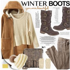 Awesome Winter Boots