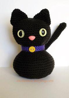 free-crochet-amigurumi-halloween-black-cat-pattern