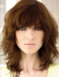 Wavy Shaggy Haircut- Curly Shag Haircuts for Short Medium Long Curls