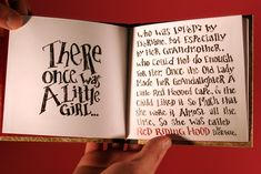 the lettering is the illustration.