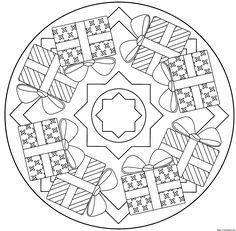 Weihnachten Mandala Ausmalbilder.Die 65 Besten Bilder Von Mandalas Ausmalbilder In 2016 Malbücher