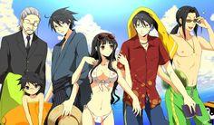 Sayonara Zetsubou Sensei: Together!