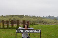 Riverside Drive a orillas del río Beauly
