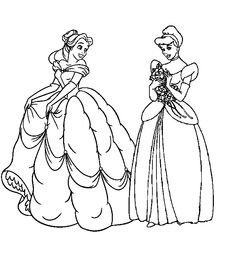 Princesses Coloring Pages To Print Gianfreda 746810