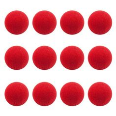 12-Pack of Novelty Red Foam Clown Nose By Pudgy Pedro's Party Supplies Pudgy Pedro,http://www.amazon.com/dp/B00G4GPJWI/ref=cm_sw_r_pi_dp_KA8Ctb1G1QW5PP3X