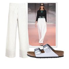 Wide-Leg Pants and Flat Sandals: How to Wear Spring's Trousers Trend