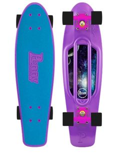 Penny board! OMFG this couldn't get anymore perfect! :)))