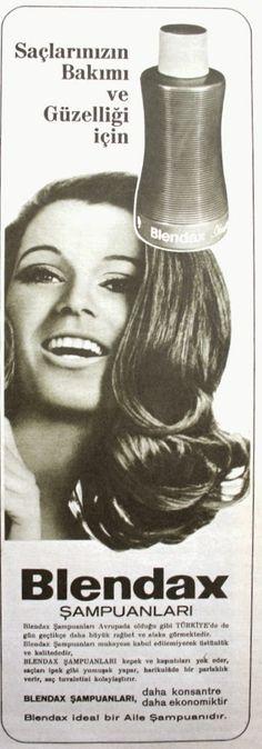OĞUZ TOPOĞLU : blendax şampuan 1968 nostaljik eski reklamlar