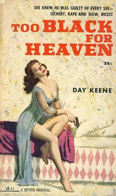 seattlemysterybooks: 1959 Zenith paperback original cover art by Mort Kunstler Seattle Mystery Bookshop Pulp Fiction Art, Pulp Art, Vintage Book Covers, Vintage Magazines, Vintage Movies, Vintage Books, Vintage Art, Pulp Magazine, Up Book