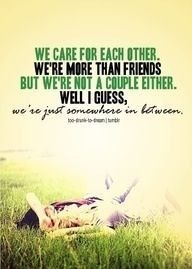 quotes about being friends with benefits