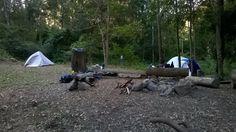 England Creek - Aquila Loop trail - England Creek, Queensland (Australia) From Maiala picnic area a nice overnight walk to pittoresque England Creek and a ver