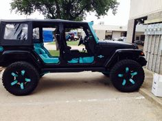 Interior color matching wheels - JEEP - The Effective Pictures We Offer You About cars for girls A quality pi Jeep Rubicon, Jeep Jk, Auto Jeep, Jeep Truck, Black Jeep Wrangler Unlimited, Jeep Wrangler Accessories, Jeep Accessories, Jeep Wranglers, Wrangler Car