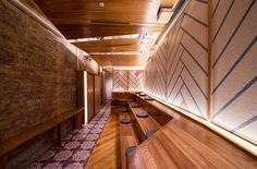 Thai design team Onion designs the newest addition to the Sala resort franchise. Restaurant Design, Restaurant Bar, Manhattan Restaurants, New York City Travel, Brick And Mortar, Bar Lounge, Eat Right, Lamp Design, Architecture