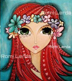 """""""LIVING""""... ROMI LERDA"""