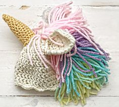 Cute Crochet Patterns So many free, cute crochet patterns. Must make unicorn hat! And many other patterns from this link! All of my patterns are free Crochet Pattern Free, Crochet Beanie Pattern, Cute Crochet, Crochet Crafts, Crochet Projects, Crochet Patterns, Hat Patterns, Crochet Ideas, Yarn Projects