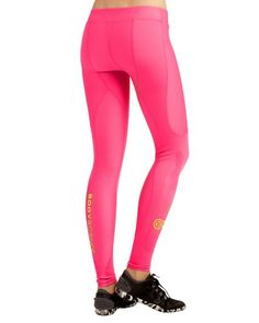 BodyScience Elite Athletic Tights in Pink. Christmas present, maybe? Been dying for a pair of these. Amazing yoga tights and compress for lifting. Perf.