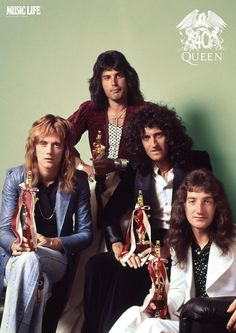 I've been listening to queen since I was a baby!~Ella