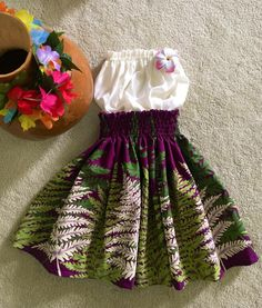 Hawaiian hula pa'u , Hula skirt,  Hawaiian print skirt ,Hawaiian hula skirt , Girl Hawaiian costume, Practice Hula skirt, Practice pa'u by HawaiiKaiIslandWear on Etsy https://www.etsy.com/listing/247733330/hawaiian-hula-pau-hula-skirt-hawaiian
