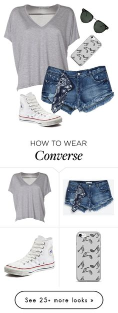 """""""Simple"""" by clouded4ever on Polyvore featuring Acne Studios, Zara, Converse, Music Notes and Spitfire"""
