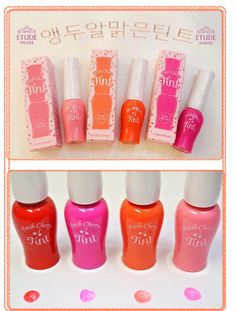 Etude House Fresh Cherry Tint promotes moist & shiny cherry lips with a creamy, smooth texture. It has moisture content that moisturizes lips for long hours, vitamin and mineral provide volume and healthy lips. Shop now at www.koreanlolyshop.com.