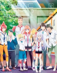 Plastic Memories Volume 2 Blu-ray