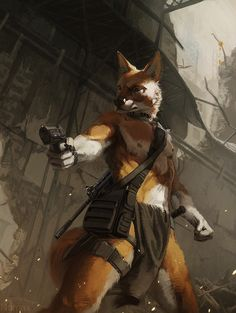 758 Best Anthro Characters Canidae Images In 2017 Art