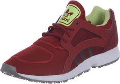 NEW ADIDAS RACER LITE Originals MENS 11 Limited B24799 Rush Red #Adidas #AthleticSneakers