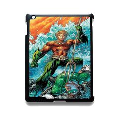 Justice League Aquaman Comic Us TATUM-6033 Apple Phonecase Cover For Ipad 2/3/4, Ipad Mini 2/3/4, Ipad Air, Ipad Air 2