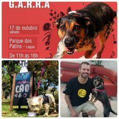 BONDE DA BARDOT: Campanha de Adoção do G.A.R.R.A. acontece na Lagoa, neste sábado (17/10)