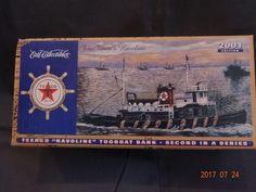 Texaco Tugboat bank