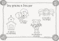 Resultado de imagen para actividades de la familia para preescolar