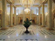 Foyer Arturo Toscanini (Ph. Luca Fregoso)