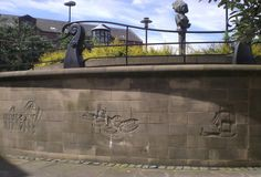 Newcastle Quayside's Industrial Heritage Historical Background Newcastle Quayside, Archaeology, Industrial, Landscape, City, Scenery, Industrial Music, Cities, Corner Landscaping
