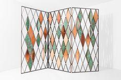 Le Salon Art + Design a New York : Paravent 070, collection Progetto non finito, Dimorestudio (Dimoregallery)
