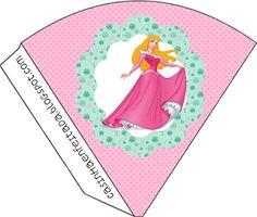 Kit Festa Princesa Aurora Para Imprimir (Gr�tis)