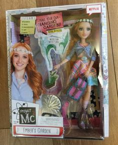 Project MC Ember's Garden Doll With Experiment günstig kaufen Games For Girls, Toys For Girls, Project Mc2 Toys, Project Mc Square, Experiment, Ever After Dolls, Secret Organizations, Math Art, Barbie I