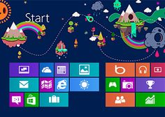 10 ways to customize Windows 8.  This is awesome! Now I really can't wait until I get my new laptop