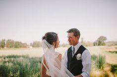 Elijah + Jessica | Portland, Oregon Wedding Photography via Lucia etc.