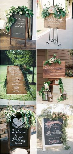 20 Greenery Rustic Wooden Welcome Wedding Signs Rustic eucalyptus wedding signs Wedding Reception Decorations, Wedding Themes, Wedding Centerpieces, Wedding Table, Diy Wedding, Wedding Colors, Wedding Ideas, Dream Wedding, Wedding Advice