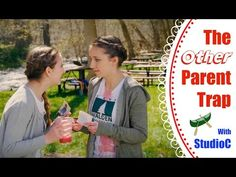 ▶ The OTHER Parent Trap   Parody with Studio C!  So funny!  #brooklynandbailey #youtube #video
