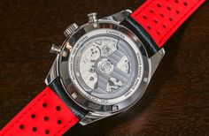 TAG Heuer Carrera CH 80 Watch For 2014 Hands-On
