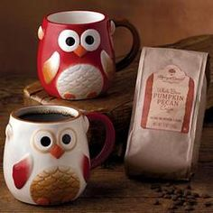 Shop Harry & David for gourmet food gifts & food basket delivery. Our gourmet food collection features appetizers, sides, entrees and desserts! Coffee Gift Sets, Coffee Gifts, Cool Gifts For Teens, Gifts For Family, Gourmet Food Gifts, Gourmet Recipes, Harry And David, Owl Coffee, Owl Mug