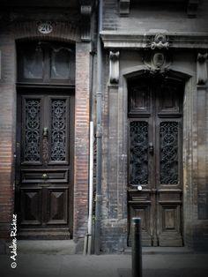 vieilles portes .Toulouse, FRANCE